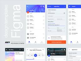 Figma Design Template Material 2 Backdrop Pattern Free App Layouts