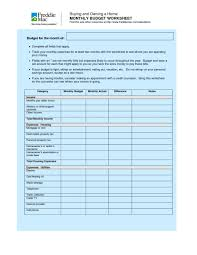 Best Household Budget Spreadsheet 001 Free Home Template