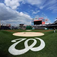 Washington Nationals Baseball Washington Dc