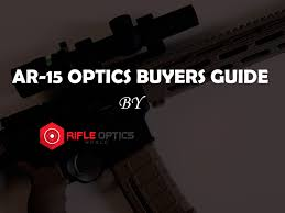 Ar 15 Rating Chart Ar 15 Optics Buyers Guide Recommended Models May 2019