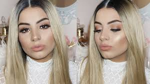 today i am showing you my everyday makeup tutorial for 2017 i dont normally stick to routines