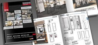 Concept S News Shop Design Catalogue 2018 News Concept S Design