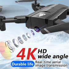 <b>RC</b> Drone with <b>Dual Camera</b> Live Video 4K HD Quadcopter <b>Folding</b> ...