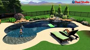 salt water pool design. Freeform Style Salt Water Pool With Sun Shelf In Northampton, Pa, Designed By Monogram Custom Pools - YouTube Design