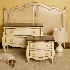 black or white furniture. distressed white bedroom furniture black or n