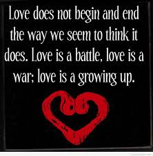 Quotes And Sayings About Love