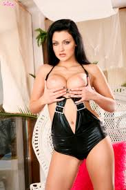 Aletta Ocean BlogPornStar.com Aletta Ocean get a finger in her we pussy by a porn star and she is getting horny and ready to be fucked. Aletta Ocean show her ass to camera.