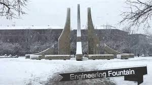Purdue University Campus Purdue University Virtual Campus Tour Winter 2016 Youtube