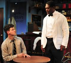 "master harold"" and the boys at gloucester stage company mark  soon however hally and sam begin talking about hally s school work and they begin debating who are the greatest historical figures"