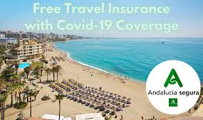 Usa, canada, uk and worldwide. New Free Travel Insurance With Covid 19 Cover For All Tourists Who Visit Andalusia In 2021 Sunset Beach Club
