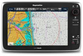 Raymarine Chart Plotter Google Search Marine Electronics
