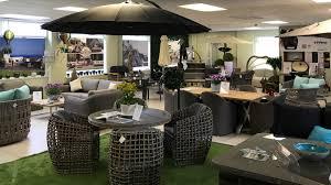 garden furniture showroom