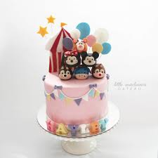 Disney Tsum Tsum Kids Birthday Cake