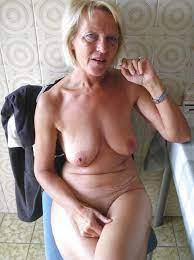 Mature Dutch Nude