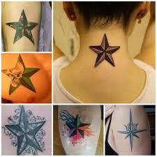 Mini Tatuaggi Con Stelle Simboli E Immagini