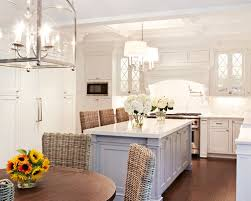 exquisite lighting. inspiration for a beach style ushaped dark wood floor eatin kitchen remodel exquisite lighting o
