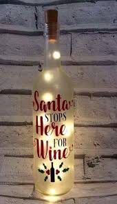 How To Decorate A Wine Bottle For Christmas 100 Artistic DIY Christmas Crafts for Christmas Home Makeover and 91