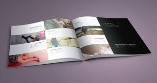 catalog template free fashion catalog template catalog templates pixeden