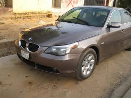 Coupe Series bmw 2006 5 series : Nigeria Used 2006/2007 BMW 5 Series ::- N2m - Autos - Nigeria