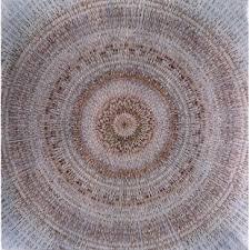 sequined mandala i wall art on canvas on mandala wall art uk with mandala wall art wayfair uk