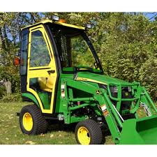 john deere 1 series tractor cab at mutton power equipment