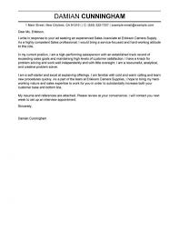 Resume Cover Letter Sales Resume Templates Design Cover Letter