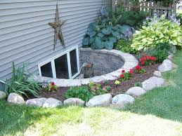 window well landscaping ideas as small backyard landscaping ideas landscaping ideas for front yard in front walkout basement
