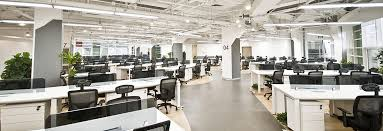 lighting office. Artificial Lighting, Thus Providing Pleasant And Inspiring Light Throughout The Day, Every Day. Presence Detectors Are Ideal Control For Office Spaces, Lighting