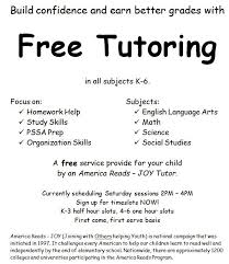 9 Best Photos Of Private Tutoring Flyer Template Tutoring