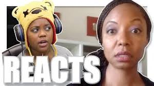 goes psycho during makeup tutorial real or fake aychristene reacts
