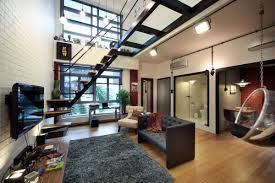 4 Most Amazing Loft Designs In Singapore