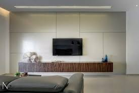 Living rooms tv Modern Modern Living Room Free Floating Wood Stand Interior Designs Television Walls Next Luxury Top 70 Best Tv Wall Ideas Living Room Television Designs