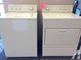 kitchenaid washer and dryer. Kitchenaid Washer For Sale In Washington Classifieds \u0026 Buy And Sell - Americanlisted Dryer