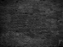 black brick wall backdrop black bricks