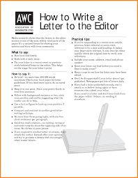 how to write a letter solution for how to for dummies how to write a letter to the editor media by katiealibrandi 8 how to write letter to editor ledger paper