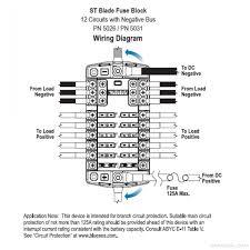 krone block wiring diagram krone image wiring diagram blue sea systems st blade fuse block 12 circuits negative on krone block wiring diagram