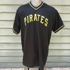Vintage 90s Majestic Mlb Pittsburgh Pirates Jersey 11