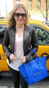shirt zara jacket balenciaga quilted leather jacket bag cobalt blue celine luggage tote jeans bdg wedges aldo similar here bracelet cc skye