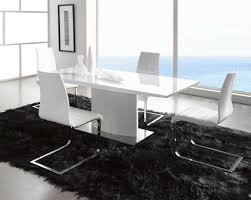 lacquer furniture modern. Dining Sets With Chairs. Exotic White Lacquered Top Modern Lacquer Furniture