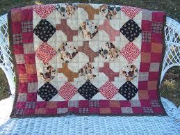 Dog Quilt Patterns Enchanting Cozy Dog Quilt Pattern Robin Phillips Studio