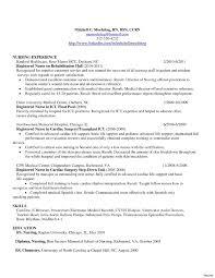 Icu Nurse Resume Sample Legalsocialmobilitypartnership Com