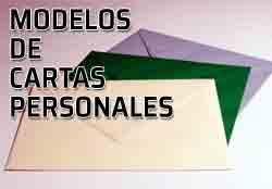 Como Hacer Una Carta Personal Modelos Y Ejemplos De Cartas Personales