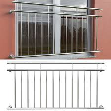 Balkongeländer Fenstergitter Französischer Balkon Edelstahl