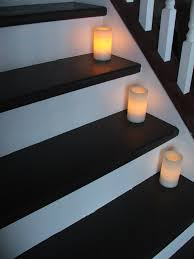 The  Stair MakeoverREVEALED Cleverly Inspired - Painted basement stairs