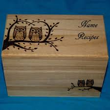 Small Decorative Wooden Boxes Decorative Wooden Wedding Box Wood Burned from EssenceOfTheSouth 39