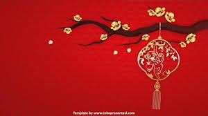 Chinese New Year Ppt Tokopresentasi Com Ab 004 Free Powerpoint Template Chinese New