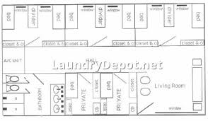 laundry room layout design 7