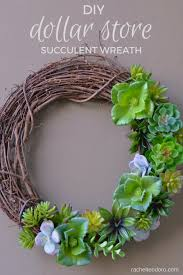 55 dollar tree wreath simple dollar tree wreath 0 succulent 2 bwreath 2 bpin see spring