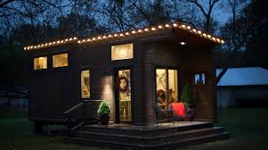 tiny houses austin. Austin-based TexZen Tiny Home Co. Custom Builds Its Houses On Wheels To Give Buyers More Flexibility. | Photo Courtesy Of Austin T