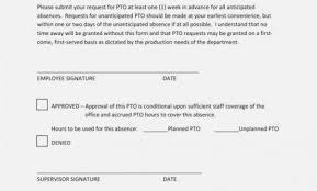 Time Off Request Form Pdf 10 Pto Request Form Templates Pdf Free Employee Time